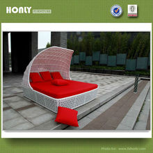 Outdoor day beds with canopy