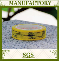 Japanese masking tape gift DIY for decoration with free sample