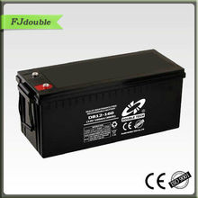 Good quality Exide 12 volt solar battery 160Ah