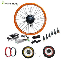 Strong gradeability 48v 1000w 1500w 2000w electric bicycle tricycle conversion kit