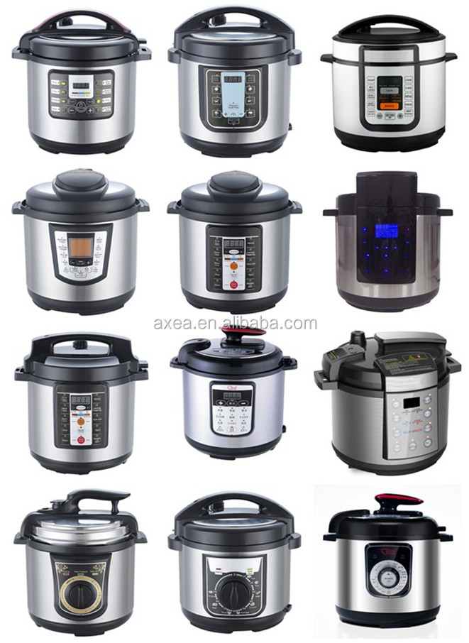 hot sell mechanical machinery machine electric pressure cooker