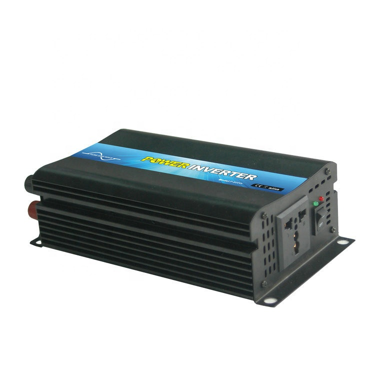 High & Low Voltage Isolated 500w auto dc ac power inverter 48v to 220V for US market