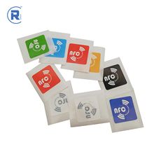 New design rewritable amiibo ntag215 nfc tag supplier