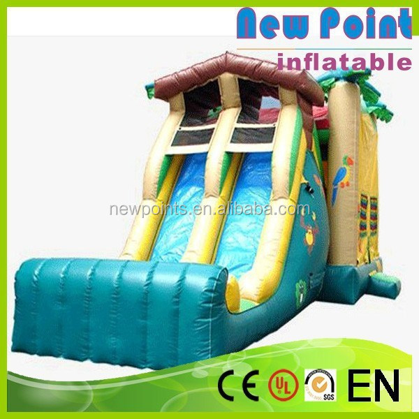 Newpoint Inflatable Water Slides Park Plan