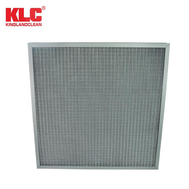 Wholesale KLC Active Carbon Pre Filter high temperature oven metal net filter