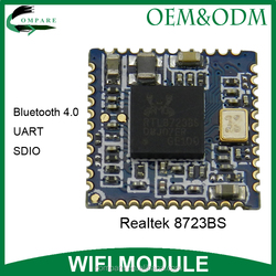 1T1R 2.4GHz antenna wifi + bluetooth module Realtek RTL8723BS sdio / uart combo wireless module