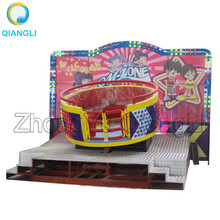 Theme Park Flying UFO Disco Game Tagada for Sale