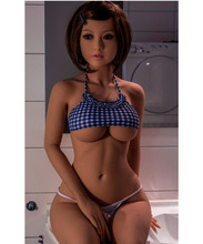 Skeleton Best 148cm High Quality Japan Adult Suit Real Girl Mini Solid Silicone Sex Doll