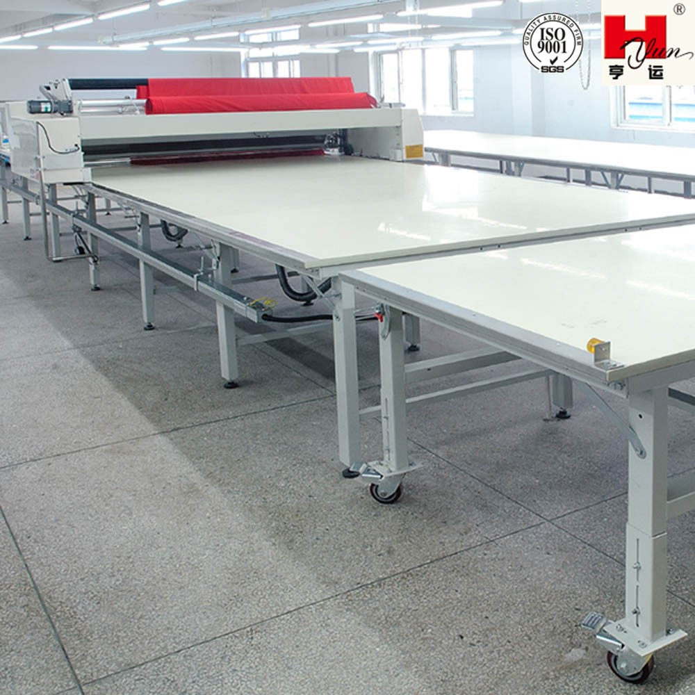 Industrial Spreading Table Garment Cutting Table