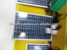 5W led home solar lighting kit for African market
