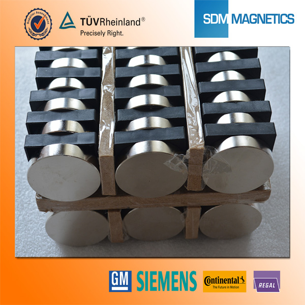 10 Years Professional Neodymium Magnet With ISO/TS 16949