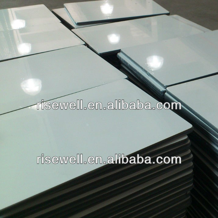 silver waterproof hpl laminate sheet