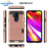 Maxshine 2 in 1 dual layer case for LG G7 2018 back cover