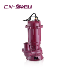 Good price 1hp specification electric Korea dirty water submersible sewage pump machine