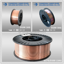 price of 1kg bronze 1.2mm er70s-6 welding wire 15kgs spool
