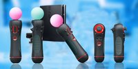colorful remote move controller for Game Accessory/ps3/ps4/xbox360/ps4/wii