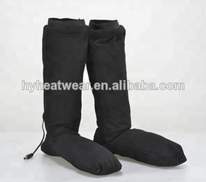 New Arrival Motorcycle Heated Socks, Wholesale Winter Heated Socks