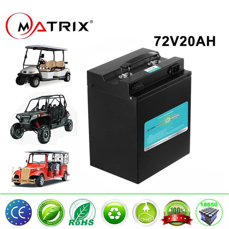 72v 20ah lithium batteries motors electric18650 li-ion 72 volt battery pack for scooter