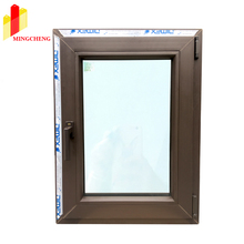 China Manufacturer Supply New Design PVC Window with Tilt & Turn Window