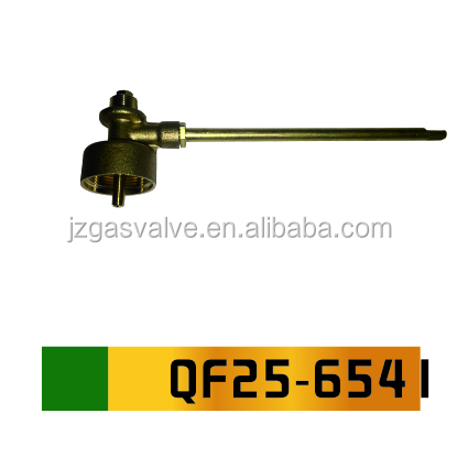 Gas cylinder conversion connector QF25-6541