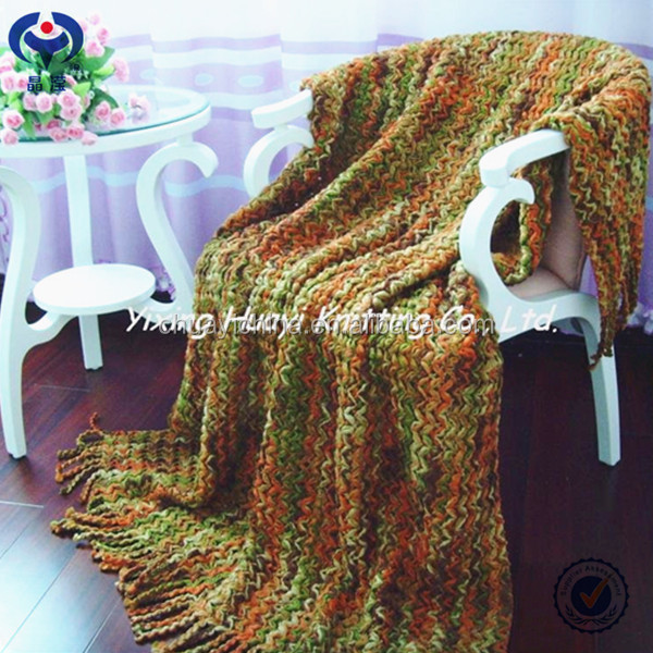 Polyester new life comfortable blankets