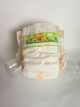2017 hot style soft care disposable premature baby diaper China Factory