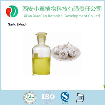 100% Pure Natural Garlic Oil FCC grade