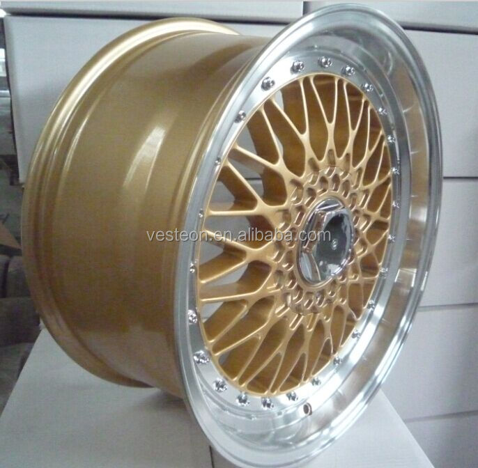 "Import Aluminum alloy wheel made in China 16""17""18""19"""