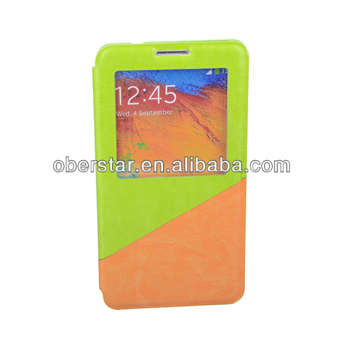 for samsung phone case cover / handphone protective case / leather case for samsung Galaxy Note 3