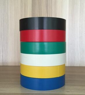 Manufacturer cheap &good quality pvc electrical insulation tape