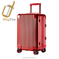 all aluminum Luggage /suitcase with strong coner