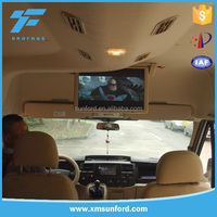 Custom Design Bus TV roof mount 19 inch car lcd monitor