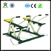 Combo exercise machines outdoor, fitness body swing machine, garden gym equipment for sale QX-088B