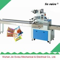 Automatic horizontal flow packing machine for lindt chocolate