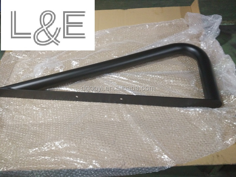 60mm diameter Stainless STEEL BLACK roll bar FOR Mazda MX5 NA NB MIATA