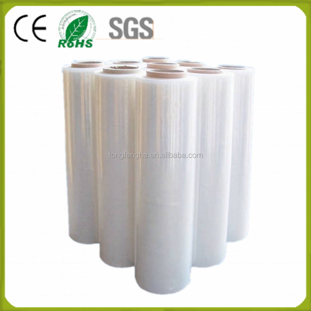 30cm/50cm High Quality PE Shrink Wrap Clear Plastic Film