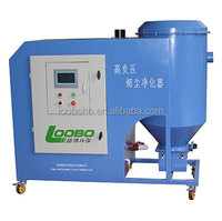 Centralized high negative pressure Fume Extraction equipment for welding/robet welding