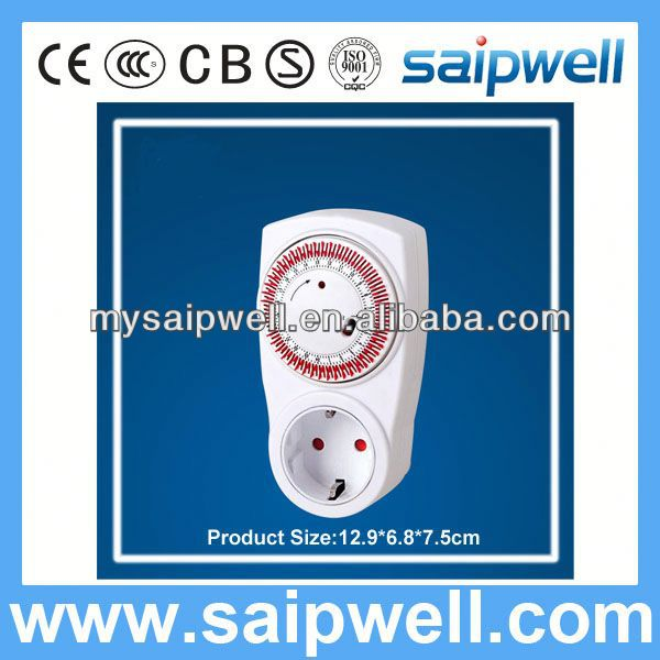 2013 HOT SALE GERMAN-STYLE MECHANICAL TIMER FOR TIMING WATER DISPENSER