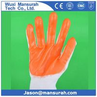vinyl gloves powder free and powdered/food safety vinyl gloves/vinyl gloves in zibo