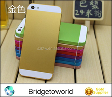 High Quality Replacement For iphone 5 Gold Housing