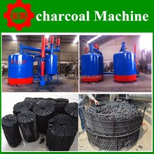 Henan wood waste/biomass briquette charcoal making machines plant