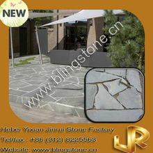 Ourdoor grey flagstone natural slate