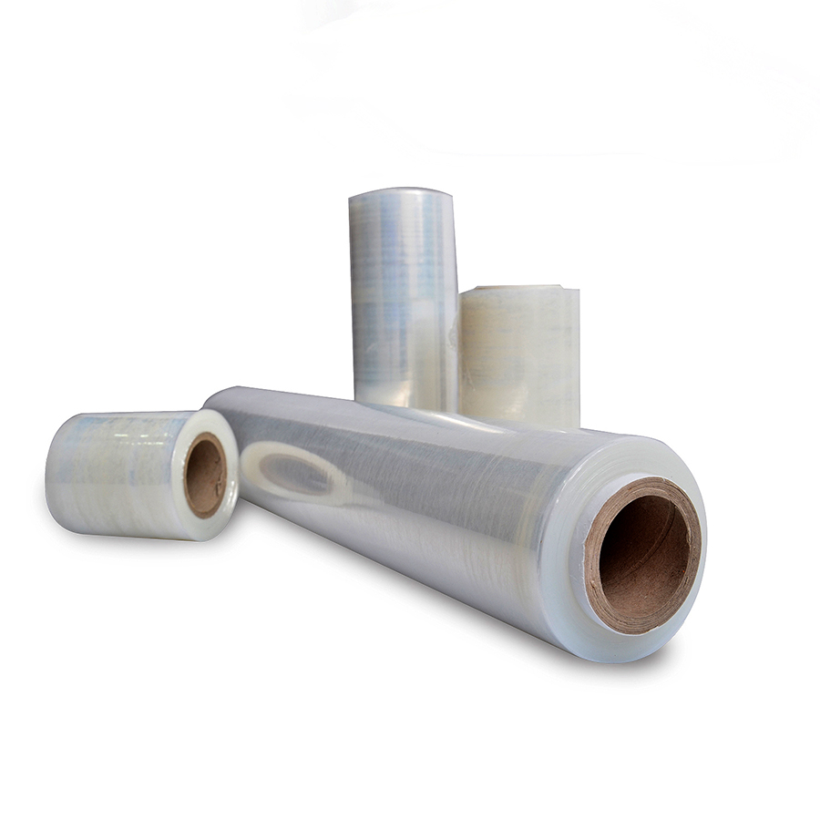 Printed/Printable Polyolefin POF Shrink Wrap Film; Eco Friendly & Food Grade Plastic Packaging Material