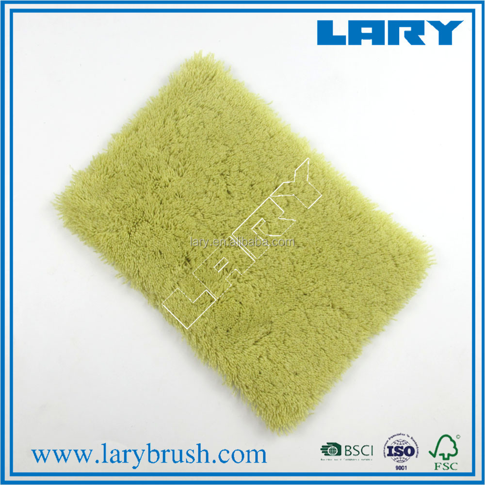 Lary Factory Price Long Nap Green Thread Acrylic Paint Roller Fabric