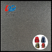 Polyester Bag Fabric With PU/PVC/PA Coating Use for Bags/Luggages