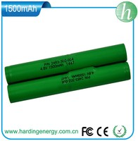 CE&MSDS Approved Small Ni-MH Battery Pack