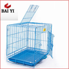 Galvanized Collapsible And Foldable Dog Crates / Kennels / Cages From Direct Factory