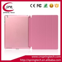 Online wholesale garantee order PU+PC pad/tablet case for Ipad 2