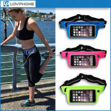 High quality bag wholesale custom adjustable waist bag for phone