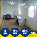 Ark Top Quality Good Price Long Lifespan Flatpack Prefabricated Steel Oil Field Office facilities for engineers